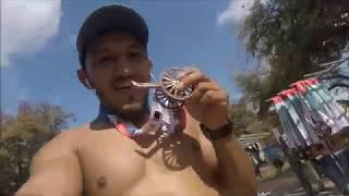 How It Feels To Run A Marathon