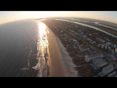 Isle of Palms SC Drone Flight January 21, 2015