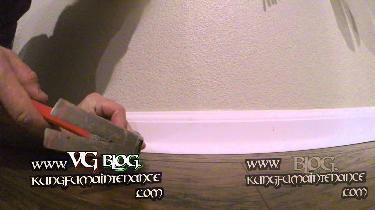 Most Important Nail Points Tips When Installing Shoe Base Boards