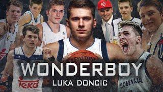 Luka Doncic - WONDERBOY