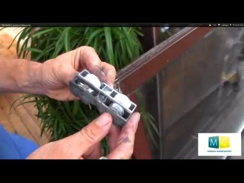 Kit Roulette Porte Coulissante Roulette Porte Coulissante