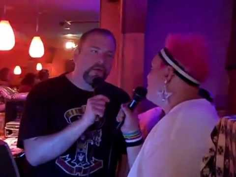 Anmol Karaoke 4/21 Jamie + Hubby