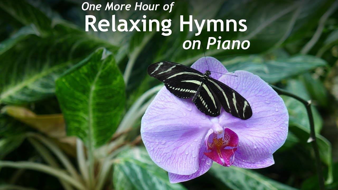 One more hour of relaxing hymns on piano youtube ccuart Image collections