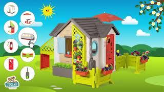 Găsuță pentru grădinar Garden House Smoby
