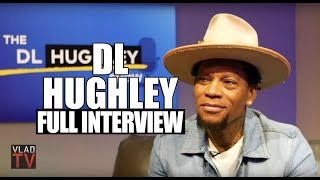 DL Hughley on Nipsey Hussle, Terry Crews, Dr. Dre, Dr. Sebi, Al Sharpton (Full Interview)