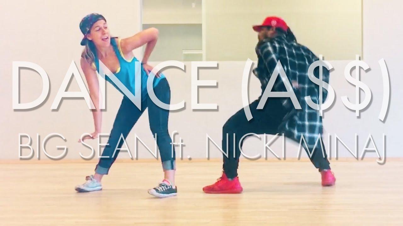 Download Big Sean - Dance (A$$) Remix ft. Nicki Minaj [dance]