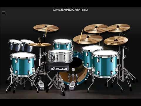 virtual drum our story kepergianmu kematian bagiku