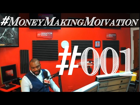 Money Making Motivation #001 - Show Launch & How To Fix Credit Fast