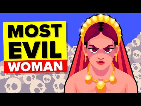 Most Evil Queen - Killed 75% Of Her Subjects