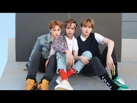 180511 arena homme+ korea Instagram : NCT Lucas,Jungwoo & Kun