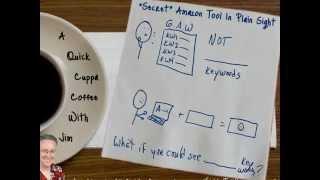 Amazon Keyword Research Tool - The Secret Hiding In Plain Sight