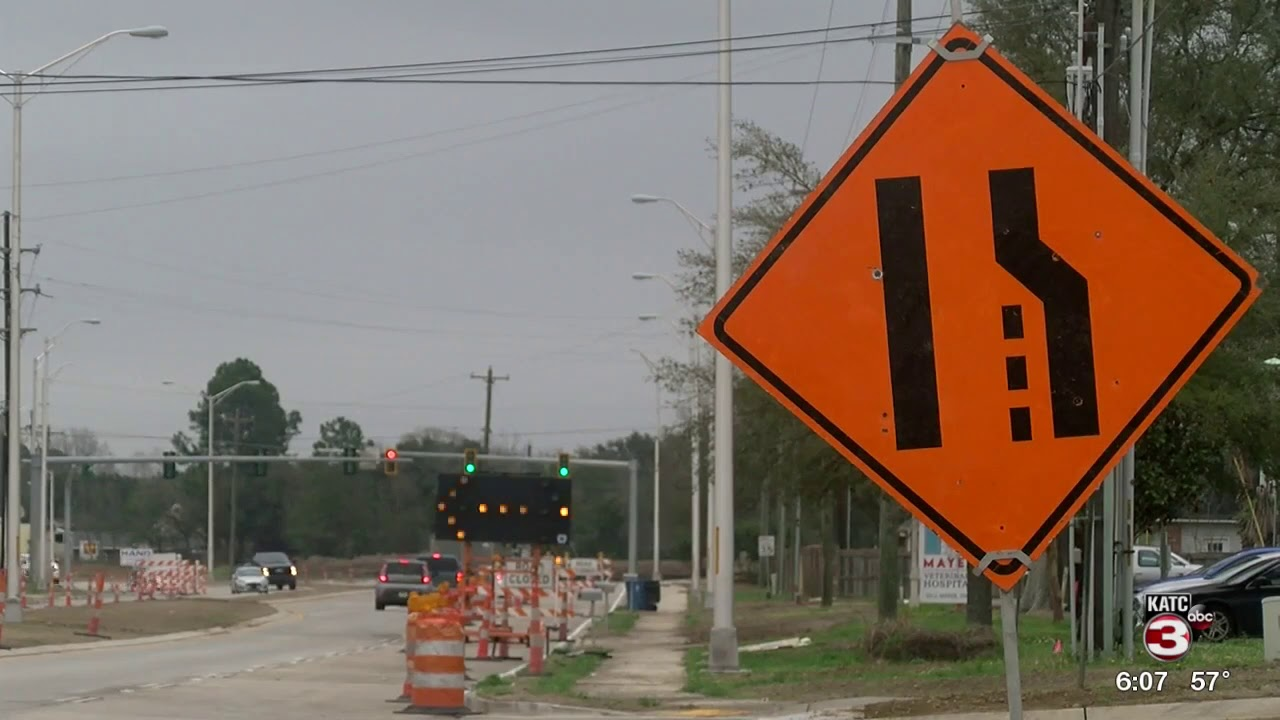 Verot School Road construction is almost done