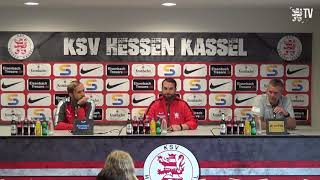 löwen.tv • Pressekonferenz  KSV Hessen - VfB Stuttgart II - 12.08.2017