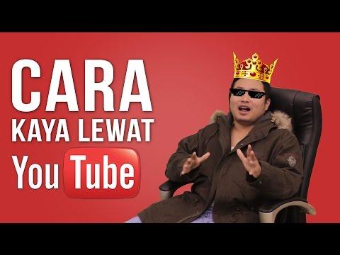 Cara Jadi Kaya Lewat YouTube - #Boss Look-Man
