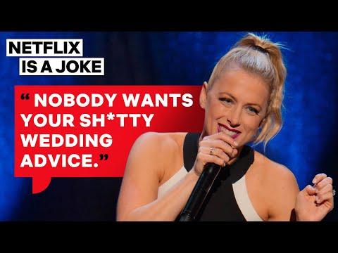 Iliza Shlesinger: Nobody Wants Your Wedding Advice |  Netflix Is A Joke