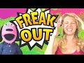 FREAK OUT Song | kids songs