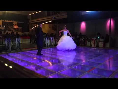 Coreografia no crezcas mas terceras Cielo vals papa y baile sorpresa mix