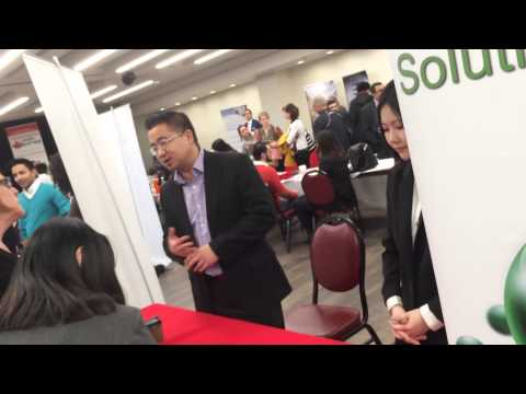 Canada Job Expo - 6 events coming in 2018!