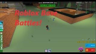 Roblox Base Battles (Im Suck At Battle ;-;) | Z.A.A Channel|