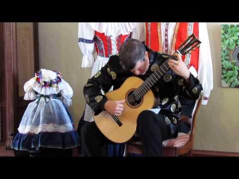 renowned guitarist- David Chapman