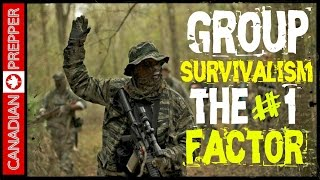 Group Survival: The # 1 Factor
