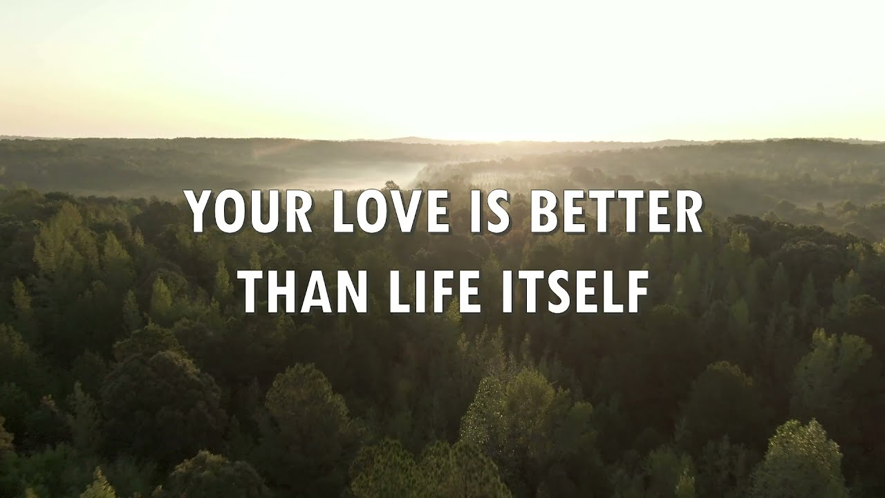 DOWNLOAD: Your Love Is Better: Offical Lyric Video – Matt McChlery Mp4 song