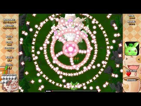 Bullet Heaven 2 - Super Speedy Heavenly - Knight of Flowers