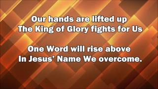 Fortress with lyrics by Elevation Worship