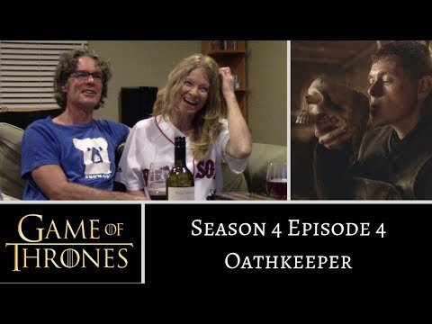 Game Of Thrones S4E4 Oathkeeper REACTION