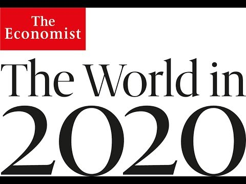 The World In 2020 From The Economist
