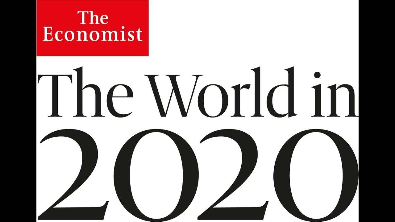 The World In 2020 The Economist Group Media Information