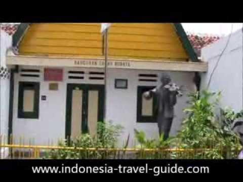 Museum dan Rumah Wafat WR Soepratman - Surabaya - Jawa Timur - Indonesia