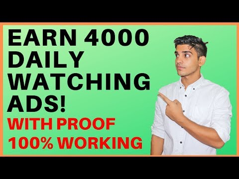 Make Money Online In India | Earn 4600 Rupees Daily Without Investment