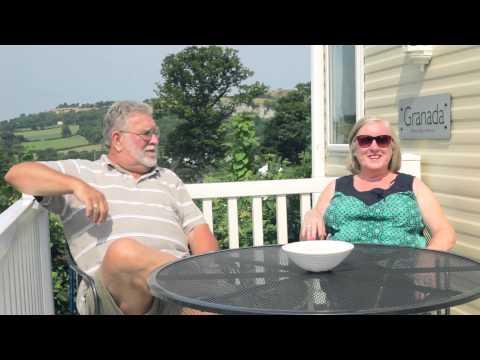 Meet our caravan owners - Keith & Barbara Cederholm | Tan Rallt Holiday Park, North Wales