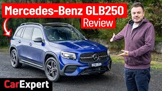 Mercedes GLB review: Luxury 7-seat Benz SUV without a huge price tag. Well it's more a 5+2...