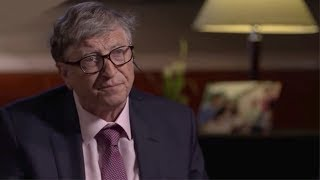 Bill Gates: U.S.-China relations are the most important