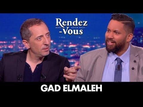 Quand Gad Elmaleh invite Al Pacino à dîner - RDV avec Kevin Razy saison 2