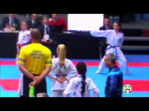 Yanovich Hanna vs Czegeny Cintia, WC 2016