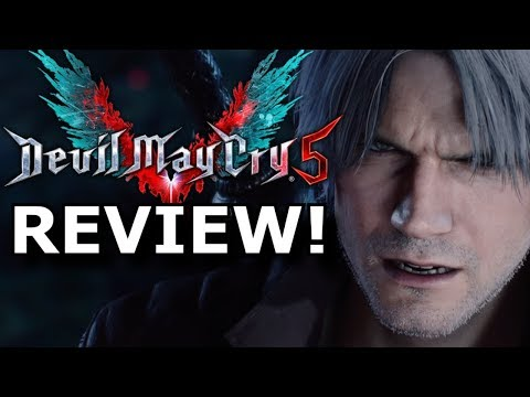 Devil May Cry 5 Review! Pure PERFECT Action? (Ps4/Xbox One) thumbnail