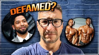 Osundairo Brothers are SUING Jussie Smollett's Attorneys for DEFAMATION - Viva Frei Vlawg