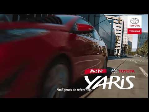 Viaja seguro con las Luces led traseras del Nuevo Toyota Yaris. #SomosGeneraciónY