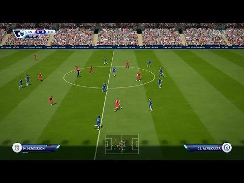 FIFA 15 (PC) DEMO - Liverpool vs Chelsea