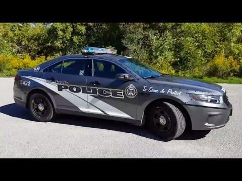 "Toronto police cruiser colour change ""triggers"" SJWs"
