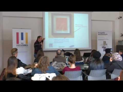 Le potenzialità dei materiali nel product design - BIC Week 2014