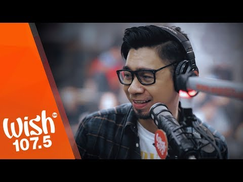 """Rocksteddy performs """"Leslie"""" LIVE on Wish 107.5 Bus"""