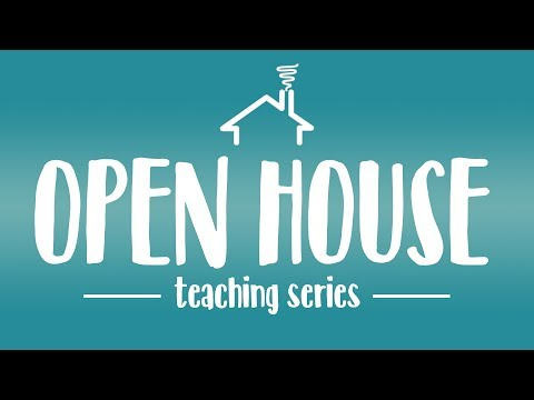 1/14/2018 - Open House: Stewardship and Community