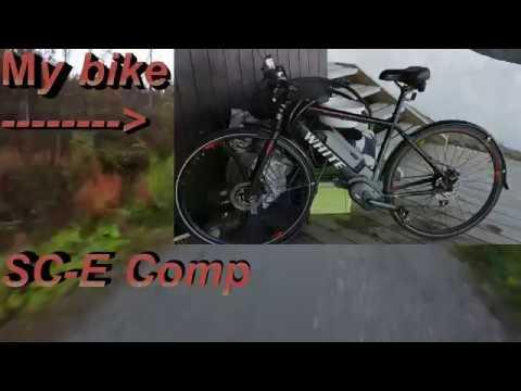 SC-E COMP (E-Bike) Offroad!