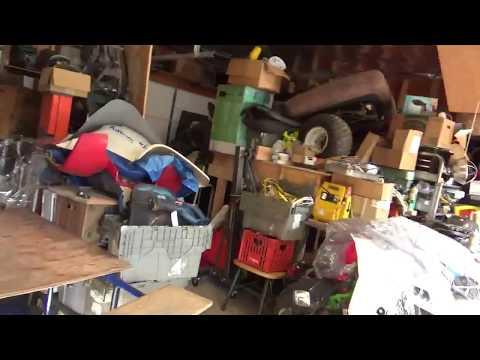 Garage Solar heating, Cheap and easy door upgrade,