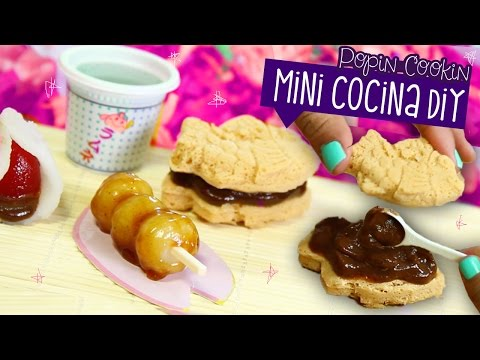 Thumbnail: Mini cocina DIY: Taiyaki & Odango Popin Cookin ✎ Craftingeek