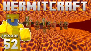 Hermitcraft 7 - Ep. 52: EPIC GOLD FARM! (Minecraft 1.16) | iJevin